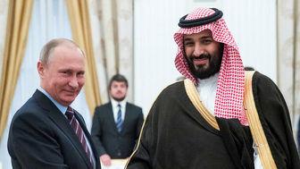 دیدار بن سلمان با پوتین