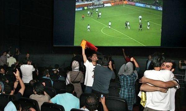 پخش مسابقات جامجهانی در سینماها از بلاتکلیفی خارج شد
