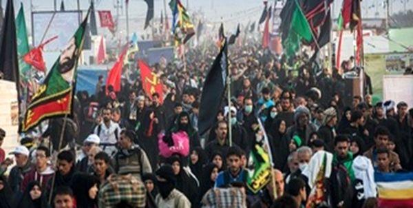 ارائه خدمات به ۱۶۰ هزار زائر در صحن حضرت زهرا(س)
