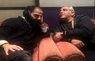 حضور مهران مدیری در دادسرا+عکس