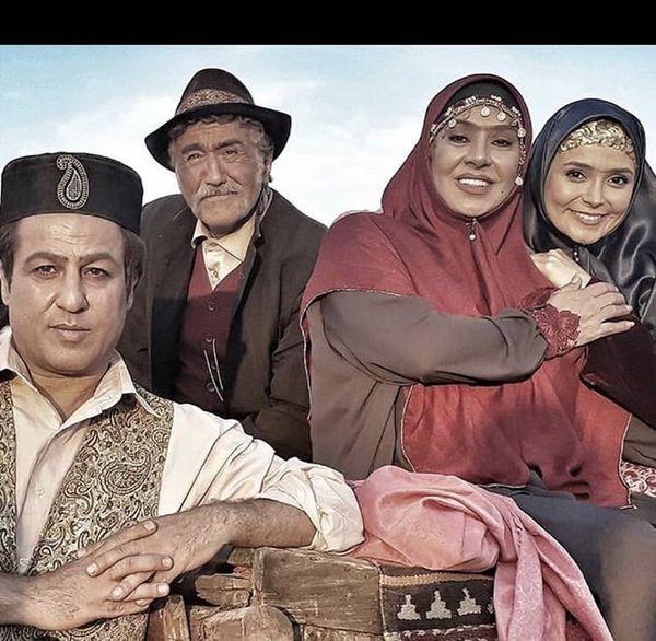 تیپ مدل قدیمی رضا توکلی ودوستانش + عکس