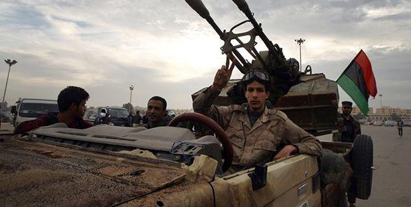 بازداشت چند عضو داعش در لیبی