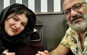 امیر جعفری و ریما رامین فر در یک رستوران + عکس