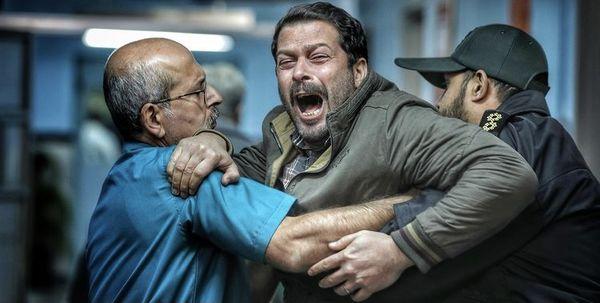خشم و عصبانیت پژمان بازغی + عکس