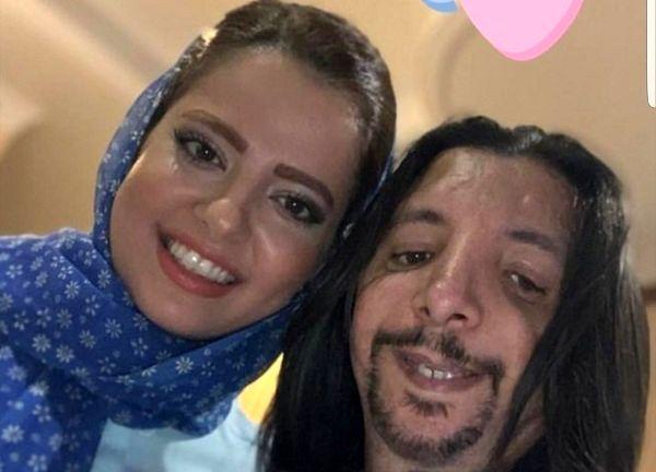 سلفی زوج عاشق برنامه «ماه عسل»