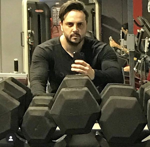 بدن ورزشکاری مجری خوش استایل تلوزیون + عکس