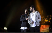 کنسرت ماکان بند در تهران