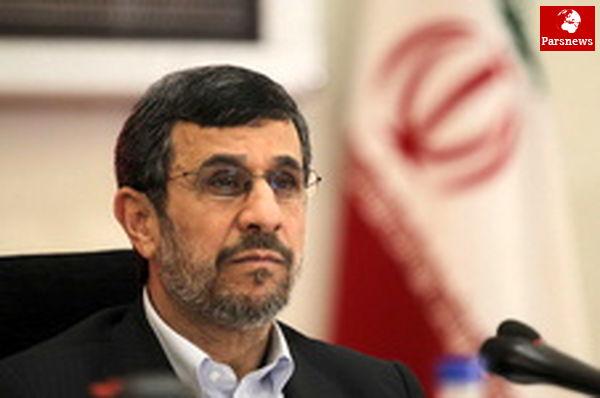 احمدینژاد خطاب به سفرای ایران: خود را سفیر امام زمان (عج) بدانید