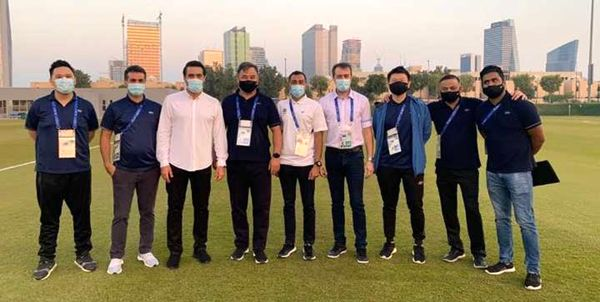 پیراهن سرخپوشان در فینال آسیا تایید شد