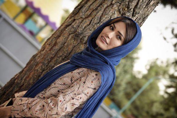 راز چشم زنان از زبان بازیگر تازه عروس+عکس
