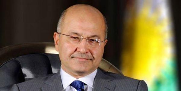 عراق خبر میانجیگری برهم صالح میان پکک و دولت سوریه را تکذیب کرد