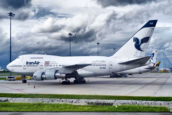 رایزنی برای سوخت رسانی به هواپیماهای ایرانی آغاز شد