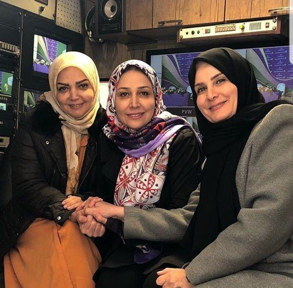 خانم های مجری نوستالژی در کنار هم + عکس