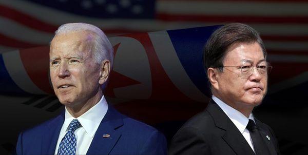 رئیس جمهور کره جنوبی وارد واشنگتن شد