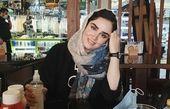 کافه گردی هانیه غلامی + عکس