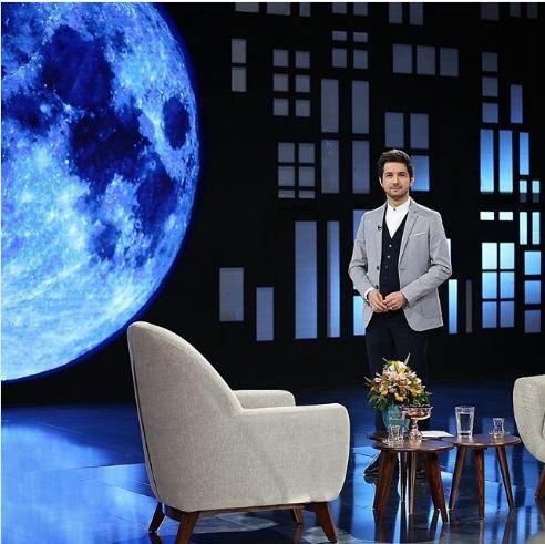 سهم نجم الدین شریعتی از ماه من