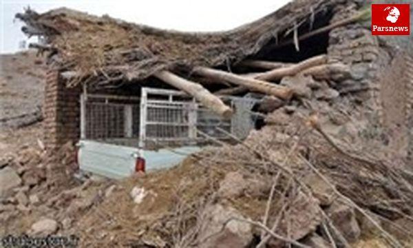 توزیع چادر و پتو در میان زلزلهزدگان