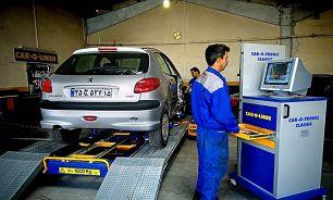 فعالیت مراکز معاینه فنی تهران در محدودیتهای کرونایی ادامه دارد