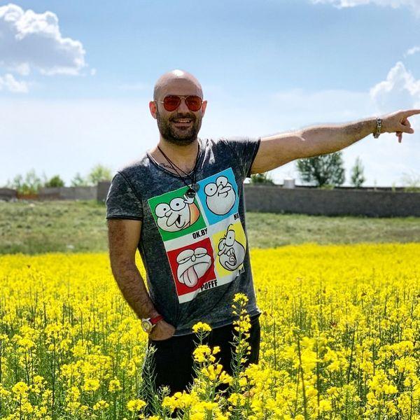 حدیثه تهرانی و مردی که بهترین رفیقش هست+عکس
