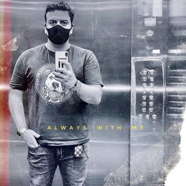 ظاهر بهرنگ علوی در اینروزها + عکس