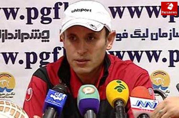 گلمحمدی پس از حضور در فینال: انگیزه زیادی برای قهرمانی در جامحذفی داریم/ قول خداحافظی نداده بودم!