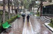 ۲۰ استان آماده بارش شدید باشند