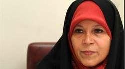 فائزه هاشمی: در ملاقات هاى پدر فالگوش مى ایستادیم!