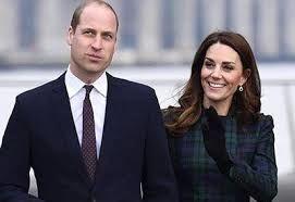 شاهزاده ویلیام و کیت میدلتون در عید پاک امسال/عکس