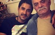 سیروس گرجستانی و پسر خوشتیپش+عکس