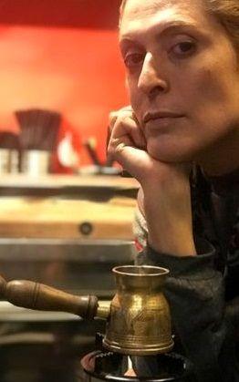 قهوه خوری شیک به سبک بهناز جعفری+عکس