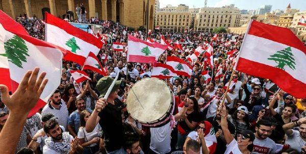 تظاهرات لبنانیها وارد روز هفتم شد