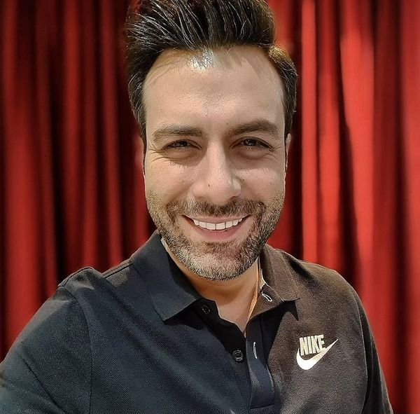 چهره خندان مجید واشقانی + عکس