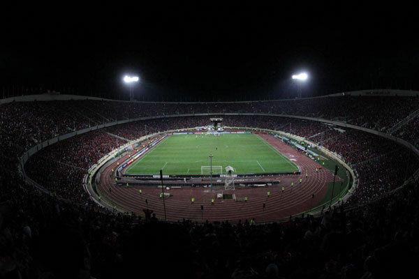 تمهیدات ترافیکی معابر منتهی به ورزشگاه آزادی اعلام شد