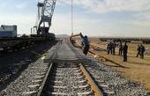 اجرای پروژه راه اهن تهران تبریز/ اتمام کار در پایان سال جاری