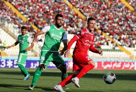 اوج غیرحرفهایگری در فوتبال ایران