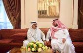 پیام شفاهی شاه سعودی برای امیر کویت در پی بالاگرفتن اختلافات بر سر منطقه مشترک نفتی