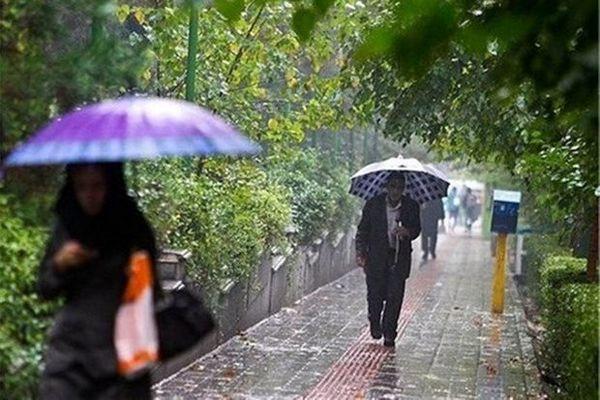 کم بارشترین استانها در سال جاری