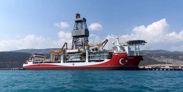 ترکیه کشتی دوم تحقیقاتی را به دریای سیاه اعزام میکند