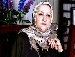 هدیه زیبای بانوی هنرمند به مریم امیرجلالی