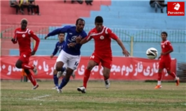 میزبان فینال لیگ دسته اول فوتبال