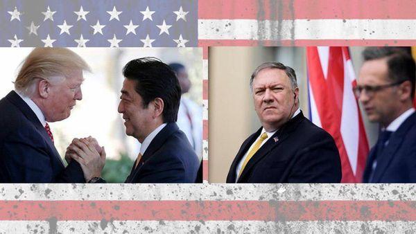 مقامات بلندپایه از اروپا تا شرق آسیا در تهران چه میخواهند؟