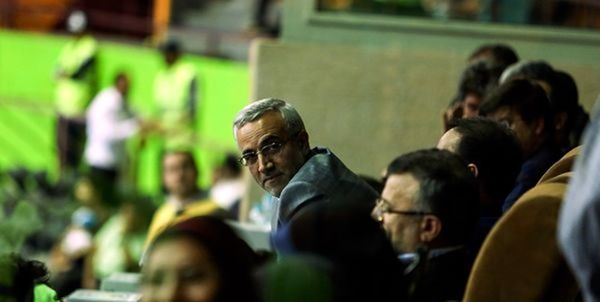 واکنش ضیایی به اقدام سعید معروف