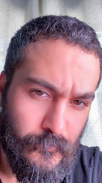 میلاد کی مرام با گریم سیاوشی + عکس