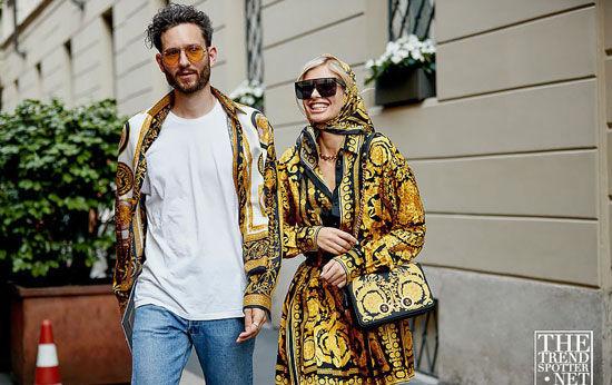 مردان مدل در هفته مد میلان، تابستان 2018 +عکس