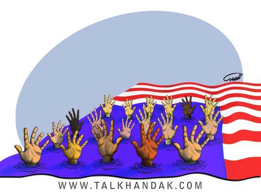 علت تاکید رهبر انقلاب به هفته حقوق بشر آمریکایی+ جزئیات