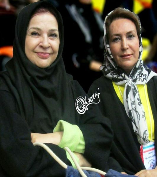 عکس دو مادر مهربان فیلم ها در یک قاب