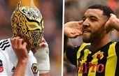 جنجال به خاطر نقاب مکزیکی: با نقاب هم بازندهای!(عکس)