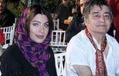 رضا رویگری و همسرش روی جلد مجله رفتند/عکس