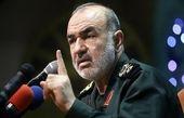 راز ماندگاری ایران در مقابل دشمنان از زبان سردار سلامی