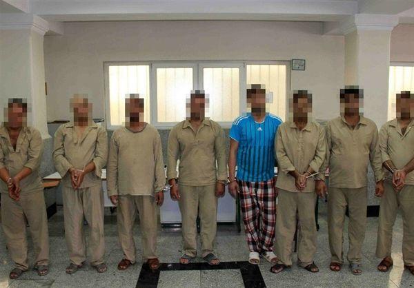 اعتراف قدارهکشان به ۷۰ فقره سرقت موبایل در پایتخت